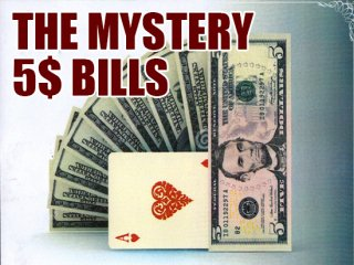 THE MYSTERY OF $5 BILLS byパク・ソルハ