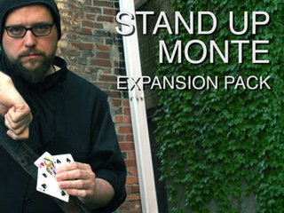 STAND UP MONTE Expansion Pack(スタンドアップ・モンテ エクスパンション・パック) by Garret Thomas