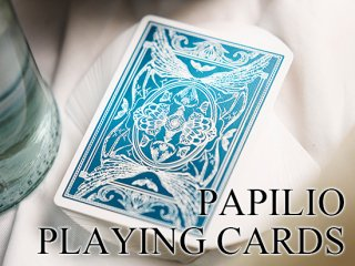 PAPILIO PLAYING CARDS