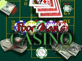 Poor Man's CASINO by Mathieu Bich ※ワケアリ超特価品