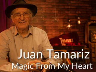 Magic From My Heart by Juan Tamariz