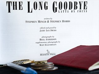 【洋書】Geoff Latta: The Long Goodbye (本+DVD)