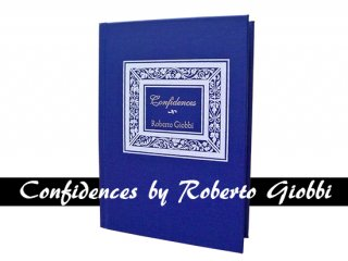【洋書】Confidences by Roberto Giobbi