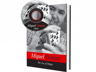 【洋書】The Joy of Magic by Miguel Gomez(DVD付)