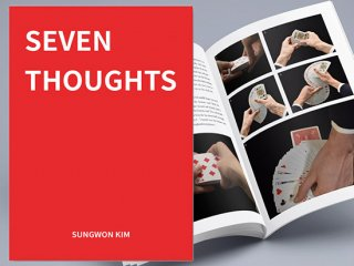 【洋書】Seven Thoughts by Sungwon Kim