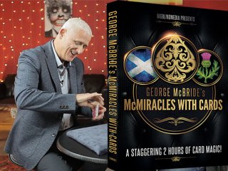 George McBride's McMiracles with Cards (ジョージマクブライド・マクミラクルズ)