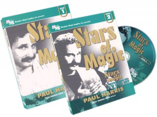 Stars Of Magic Vol.1&2 (Paul Harris)