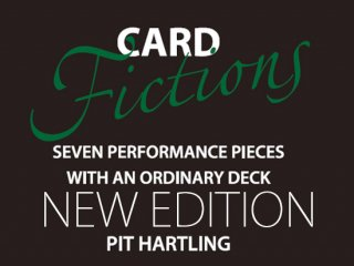 Card Fictions (New Edition) by Pit Hartling 訳・富山達也