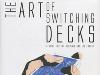 【洋書+DVD】The Art of Switching Decks by Roberto Giobbi