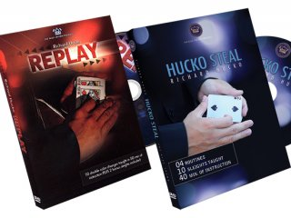 Replay & Hucko Steal by Richard Hucko(DVD2枚セット)