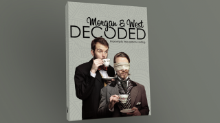 【DVD2枚組】Decoded(デコーデッド) by Morgan& West