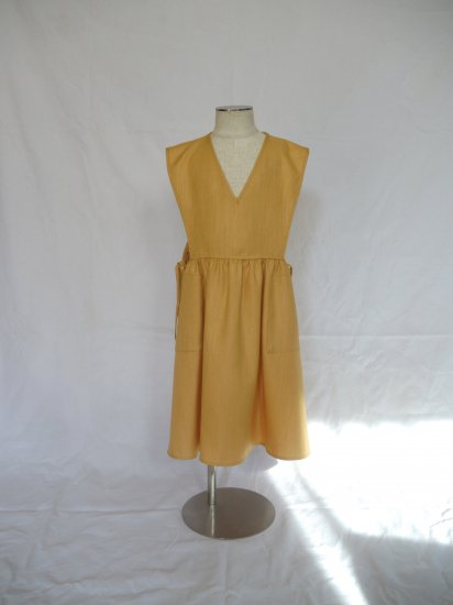 the second apron dress