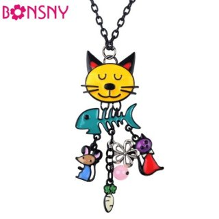 <img class='new_mark_img1' src='//img.shop-pro.jp/img/new/icons13.gif' style='border:none;display:inline;margin:0px;padding:0px;width:auto;' />Cat x Fish ネックレス
