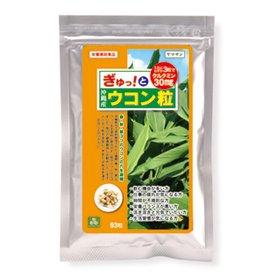 ぎゅっ!とウコン粒(93粒)