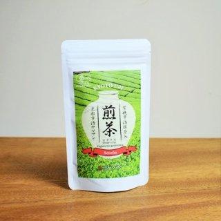 有機宇治抹茶入り煎茶(80g)