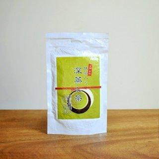 宇治抹茶入り深蒸し茶(180g)