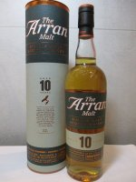 アランモルト 10年 46%  Arran Single Malt 10 years old