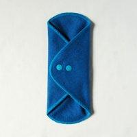 ワイドライナー(WBL)藍染め 糸:ターコイズブルー