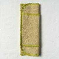 ふつうの日用(M)よもぎ染め 糸:黄緑