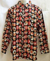 衣櫻「提灯ラグランスリーブシャツ」