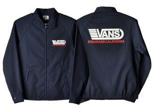 <img class='new_mark_img1' src='//img.shop-pro.jp/img/new/icons16.gif' style='border:none;display:inline;margin:0px;padding:0px;width:auto;' />VANS × SD  Jacket【STANDARD CALIFORNIA(スタンダードカリフォルニア)】 通販