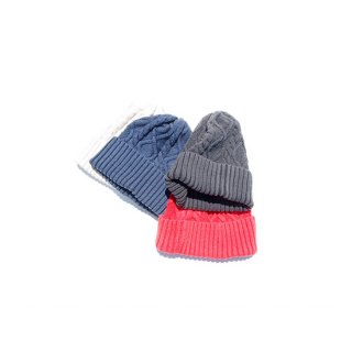Silk Cotton Knit Cap 【CAL O LINE(キャルオーライン)】 通販
