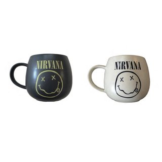 NIRVANA Mug Cup 【SECOND LAB.(セカンドラブ)】 通販