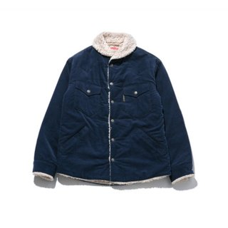 <img class='new_mark_img1' src='//img.shop-pro.jp/img/new/icons16.gif' style='border:none;display:inline;margin:0px;padding:0px;width:auto;' />Corduroy Boa Lining Jacket 【HOLLYWOOD RANCH MARKET(ハリウッドランチマーケット)】 通販