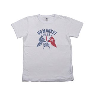 ONE AND ONLY FLAG S/S TEE 【HOLLYWOOD RANCH MARKET(ハリウッドランチマーケット)】 通販