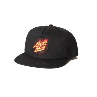<img class='new_mark_img1' src='//img.shop-pro.jp/img/new/icons5.gif' style='border:none;display:inline;margin:0px;padding:0px;width:auto;' />SANTA CRUZ×SD Flame Logo Twill Cap【STANDARD CALIFORNIA(スタンダードカリフォルニア)】 通販