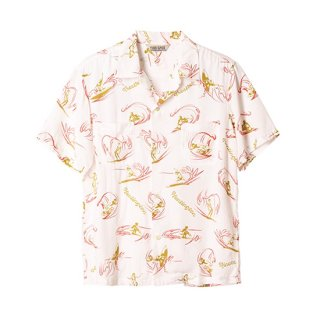 <img class='new_mark_img1' src='//img.shop-pro.jp/img/new/icons5.gif' style='border:none;display:inline;margin:0px;padding:0px;width:auto;' />SD Surfer Hawaiian Shirt【STANDARD CALIFORNIA(スタンダードカリフォルニア)】 通販