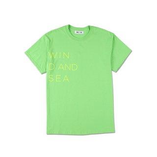 WIND AND SEA Tee 【WIND AND SEA(ウィンダンシー)】 通販