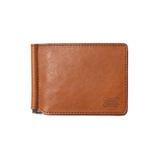 BUTTON WORKS×SD Leather Money Clip【STANDARD CALIFORNIA(スタンダードカリフォルニア)】 通販