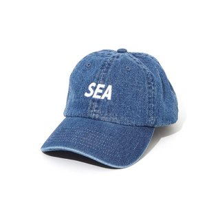 <img class='new_mark_img1' src='//img.shop-pro.jp/img/new/icons47.gif' style='border:none;display:inline;margin:0px;padding:0px;width:auto;' />SEA DENIM CAP【WIND AND SEA(ウィンダンシー)】 通販