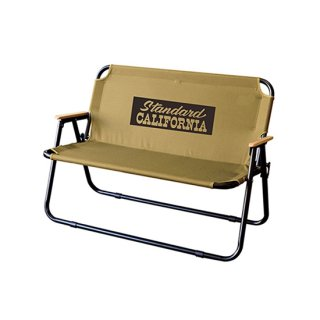 <img class='new_mark_img1' src='//img.shop-pro.jp/img/new/icons16.gif' style='border:none;display:inline;margin:0px;padding:0px;width:auto;' />SD Folding Chair Two-Seater【STANDARD CALIFORNIA(スタンダードカリフォルニア)】 通販