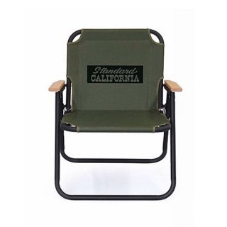 <img class='new_mark_img1' src='//img.shop-pro.jp/img/new/icons16.gif' style='border:none;display:inline;margin:0px;padding:0px;width:auto;' />SD Folding Chair One-Seater【STANDARD CALIFORNIA(スタンダードカリフォルニア)】 通販