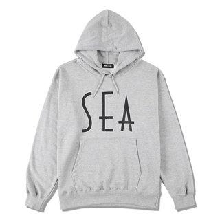 SEA(wavy)HOODIE【WIND AND SEA(ウィンダンシー)】 通販