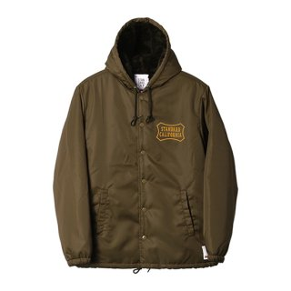 SD Boa Hood Coach Jacket【STANDARD CALIFORNIA(スタンダードカリフォルニア)】 通販