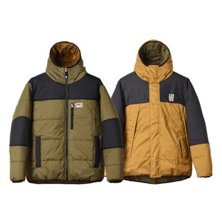 <img class='new_mark_img1' src='https://img.shop-pro.jp/img/new/icons5.gif' style='border:none;display:inline;margin:0px;padding:0px;width:auto;' />SD Strech Reversible Puff Parka【STANDARD CALIFORNIA(スタンダードカリフォルニア)】 通販