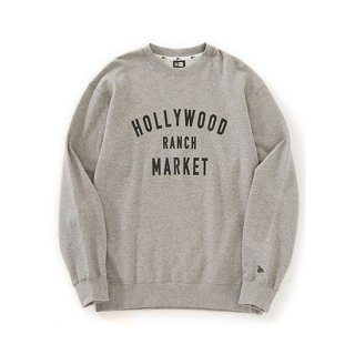 <img class='new_mark_img1' src='https://img.shop-pro.jp/img/new/icons5.gif' style='border:none;display:inline;margin:0px;padding:0px;width:auto;' />NEW ERA×HRM HR Market Sweat Crew Neck【HOLLYWOOD RANCH MARKET(ハリウッドランチマーケット)】 通販