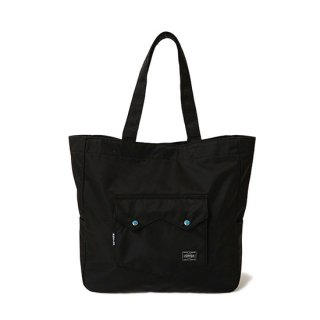 <img class='new_mark_img1' src='https://img.shop-pro.jp/img/new/icons5.gif' style='border:none;display:inline;margin:0px;padding:0px;width:auto;' />PORTER×BLUEBLUE Western Tote Bag 【BLUE BLUE(ブルーブルー)】 通販