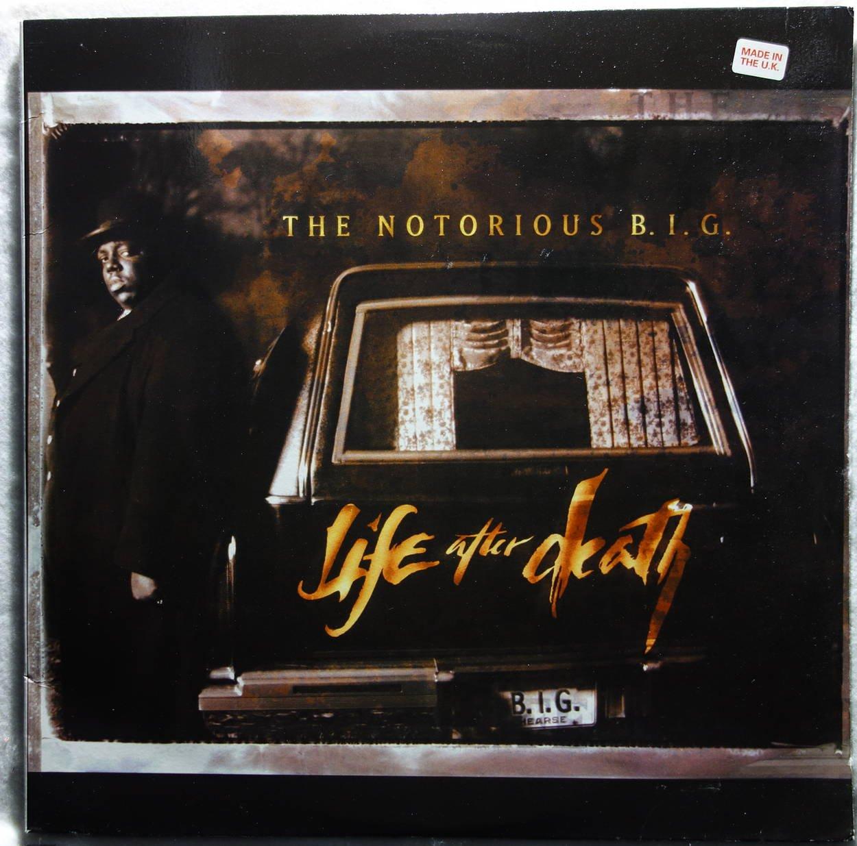 the notorious b i g life after death vinylian vintage vinyl