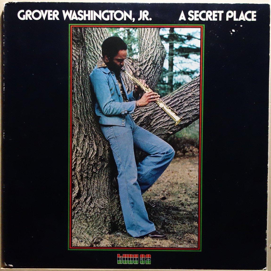 Grover Washington Jr A Secret Place Vinylian Vintage Vinyl Record Shop