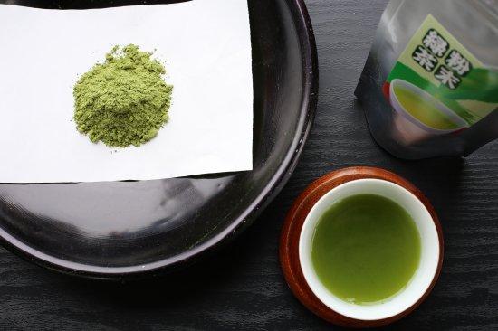 粉末緑茶(50g)【画像2】