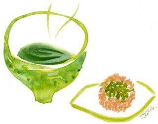 読み物 緑茶で健康に