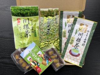 送料無料 川根茶お好みセット(数量限定)
