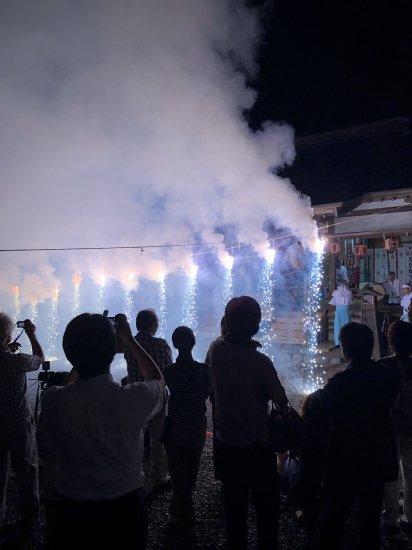 徳山神社の祭り【画像2】