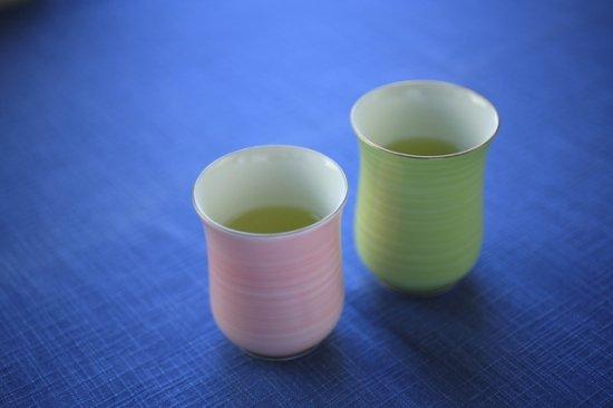 緑茶を飲んでコロナに出来る対策を