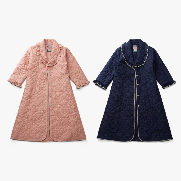 MARTE Quilting Bed Cover Coat