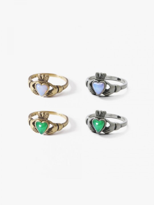 <img class='new_mark_img1' src='//img.shop-pro.jp/img/new/icons47.gif' style='border:none;display:inline;margin:0px;padding:0px;width:auto;' />MARTE Claddagh Ring